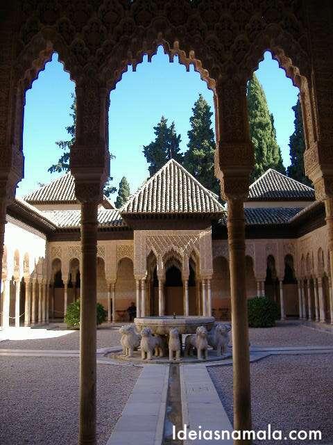 Lugares para viajar sozinho: Granada