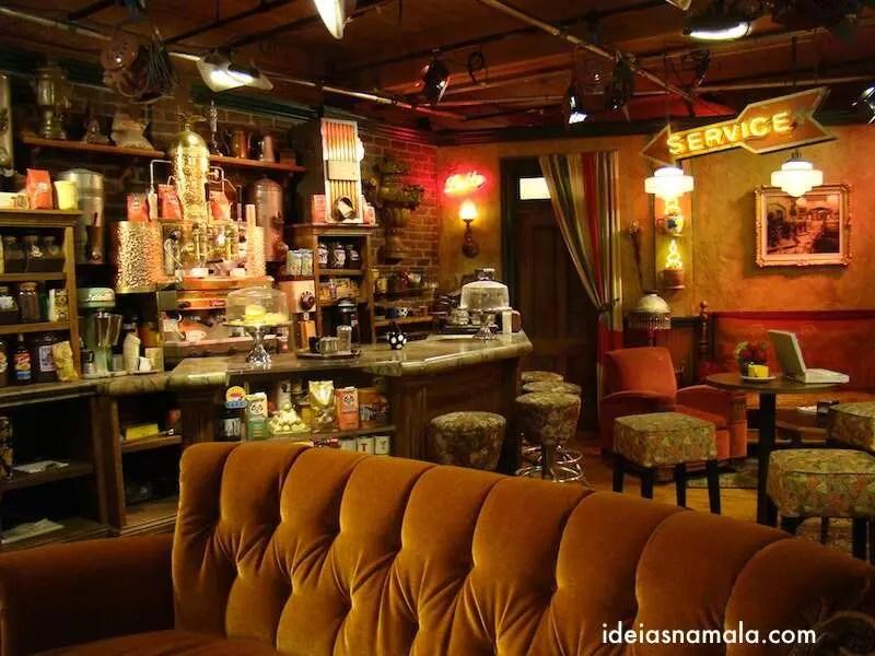 Central Perk | Estudio da Warner Bros