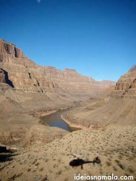 Grand Canyon de Helicóptero