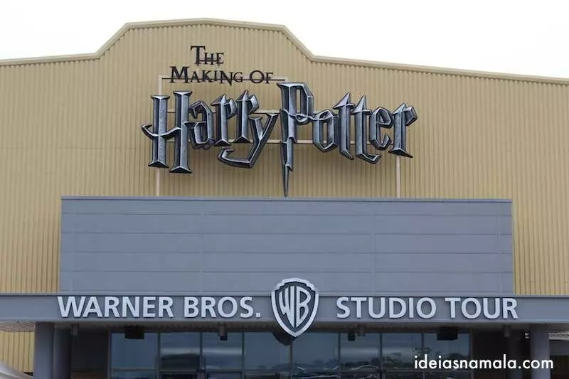 Warner Bros - Harry Potter - Londres