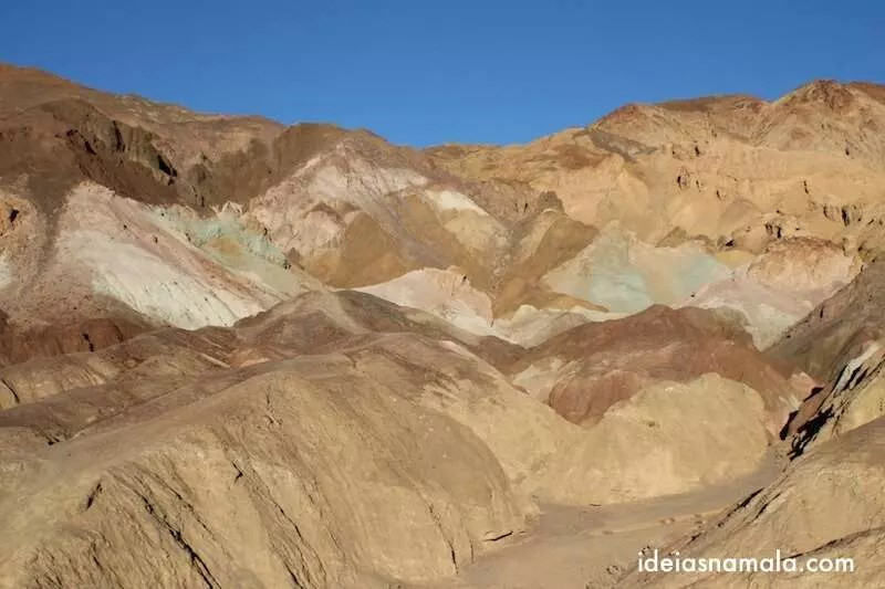 Artist Pallet - Death Valley