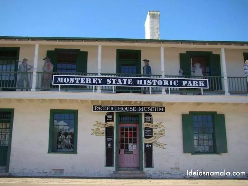 Monterey Historic Park