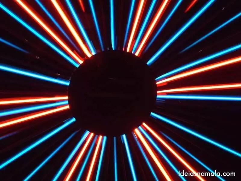 Luzes - Exploratorium