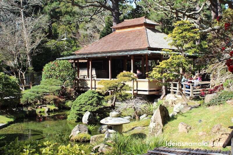 Golden Gate Park: Japanese Tea Garden