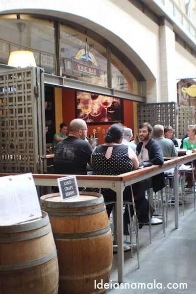 Wine Merchant - Ferry Building
