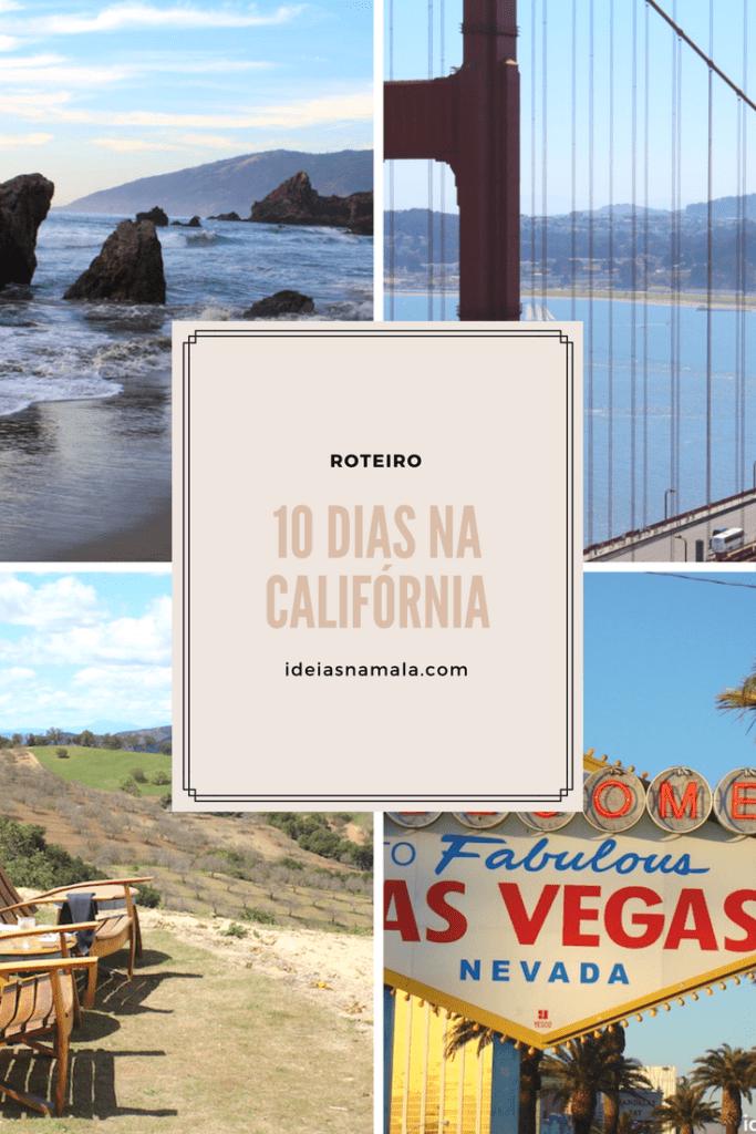 10 dias na Califórnia
