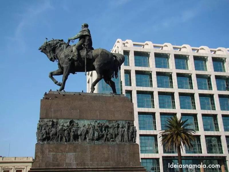 Lugares para viajar sozinho: Montevidéu