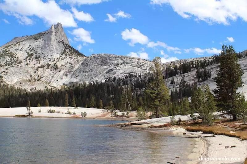 Cathedral Lakes -Yosemite