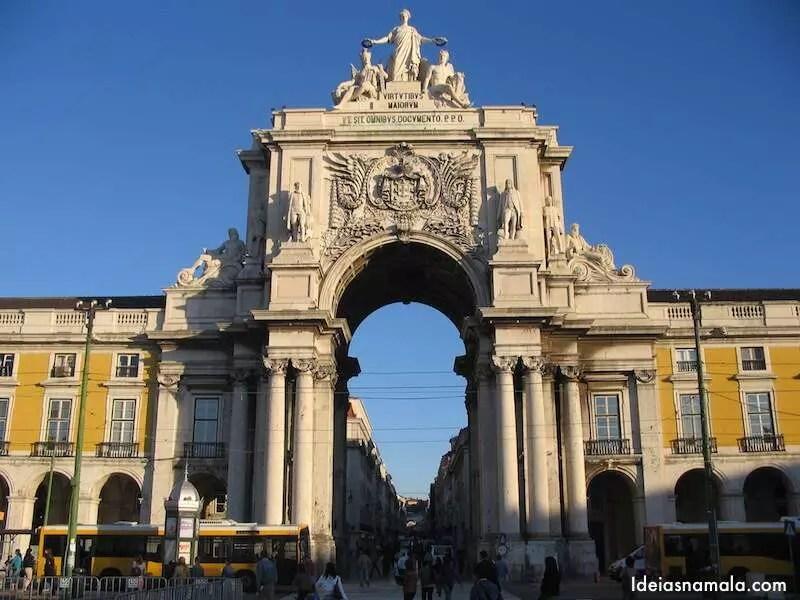 Lugares para viajar sozinho - Lisboa
