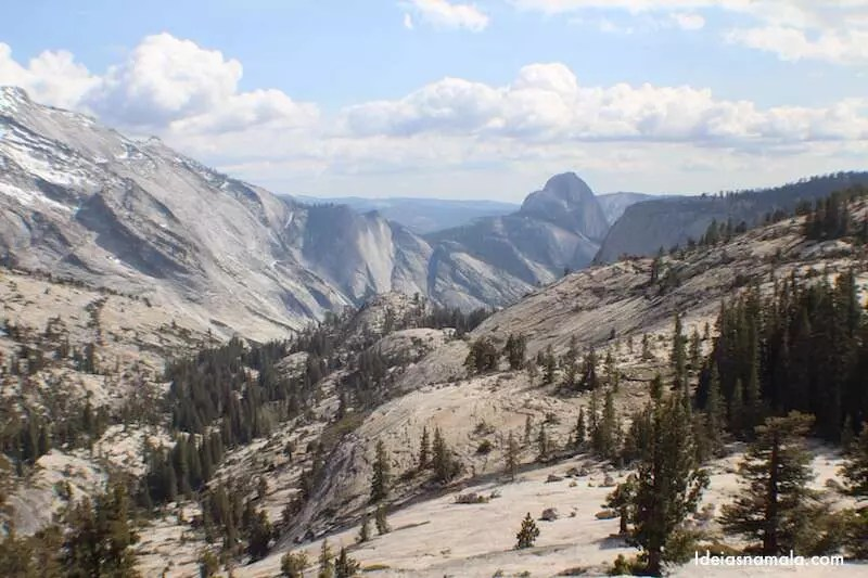Olmsted Point - Yosemite