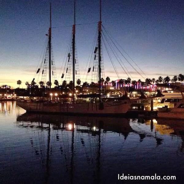 Rainbow Harbor - Long Beach