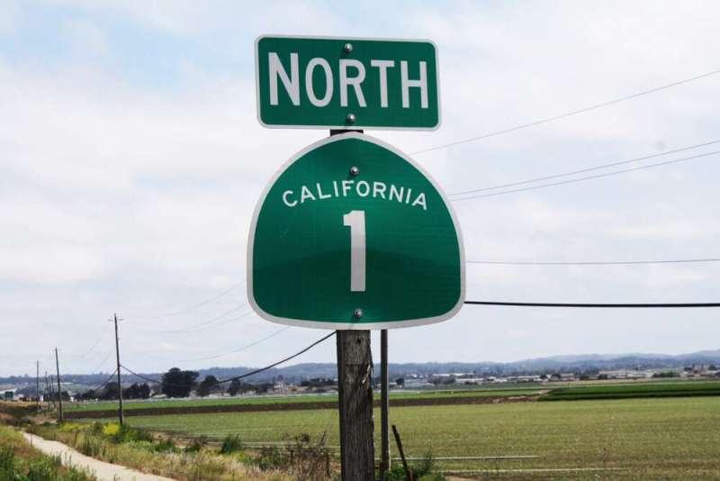 Highway 1 - California
