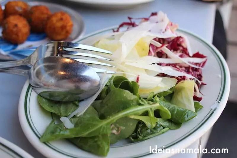 Insalata Tricolore - Pizzaria Delfina