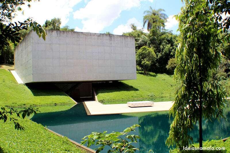 Galeria Adriana Varejão - Inhotim