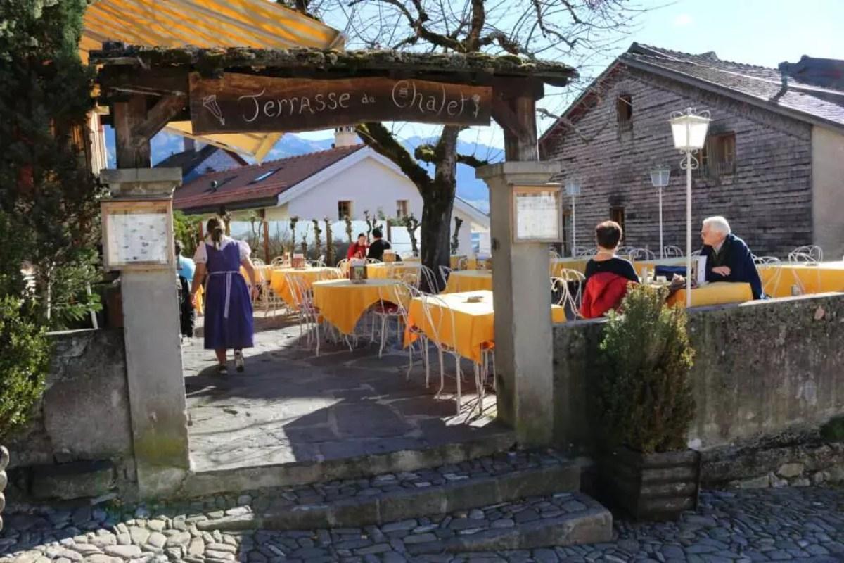 Gruyeres - Suíça