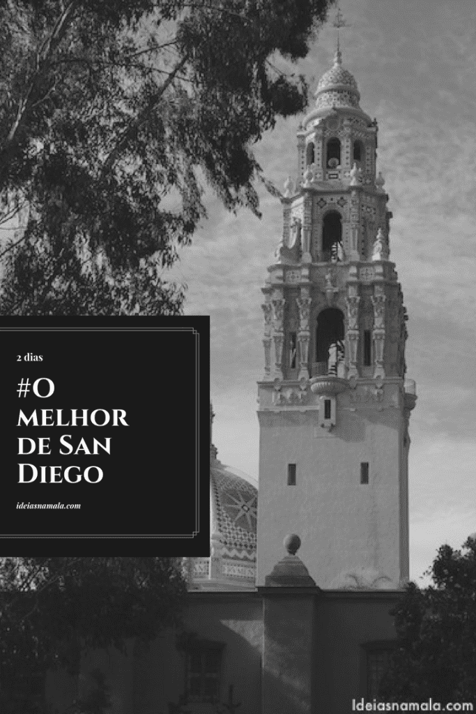 O melhor de San Diego