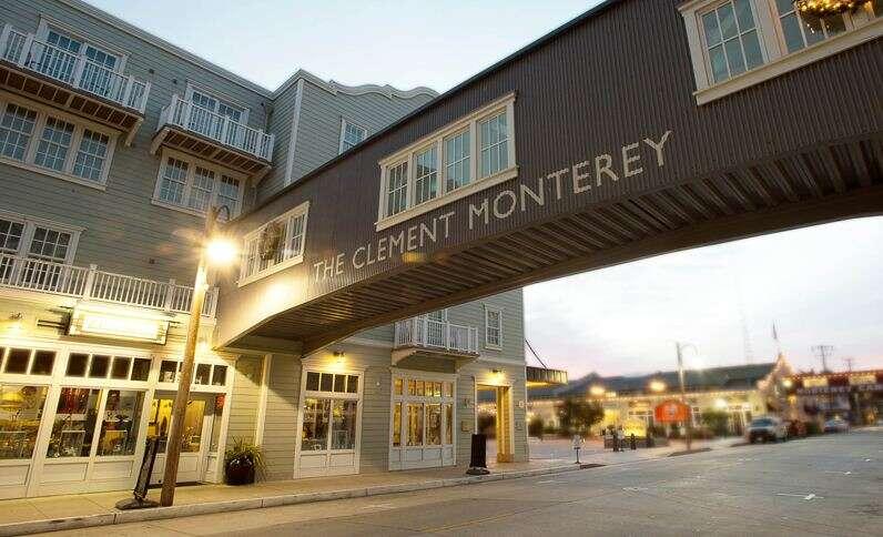 Monterey ou Carmel