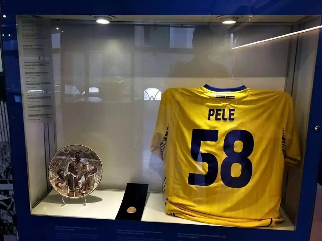 Santos  Conheça o Museu Pelé - Ideias na mala 211a5c4487fbb