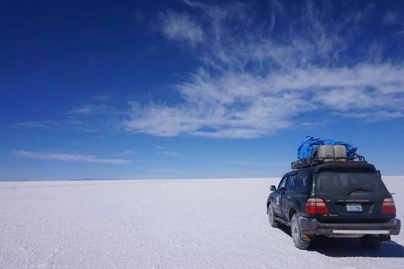 Salar do Uyuni Bolívia