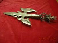 Lança medieval alabarda 2
