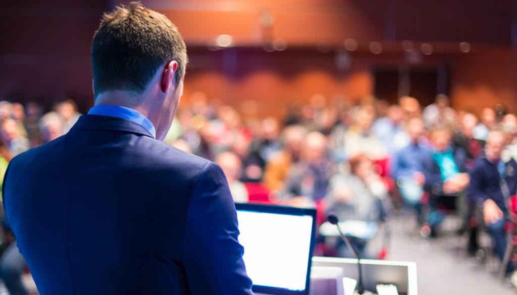 como e ser um palestrante de sucesso