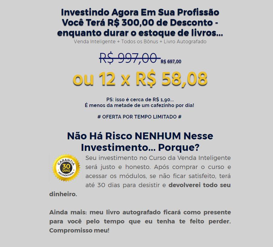 investimento venda inteligente