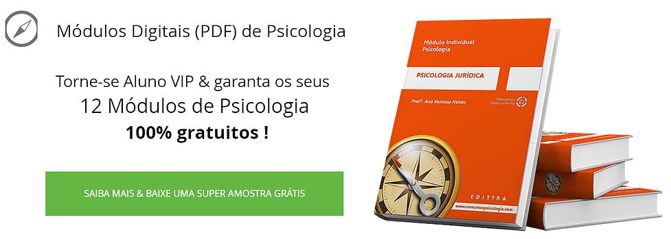 livro concurso vip psicologia juridica