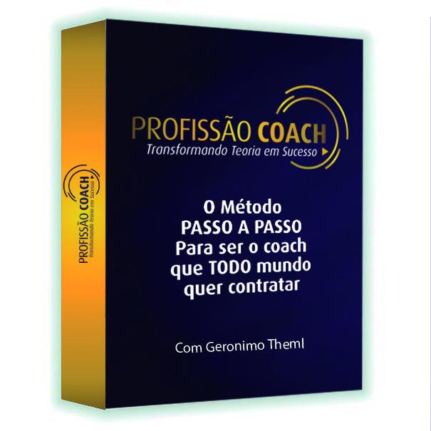 livro programa profissão coach Geronimo Theml