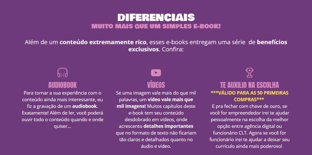 diferenciais ebooks social media