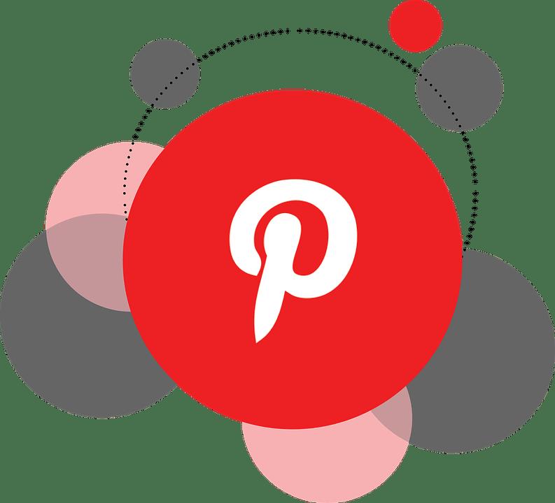 pinterest icone