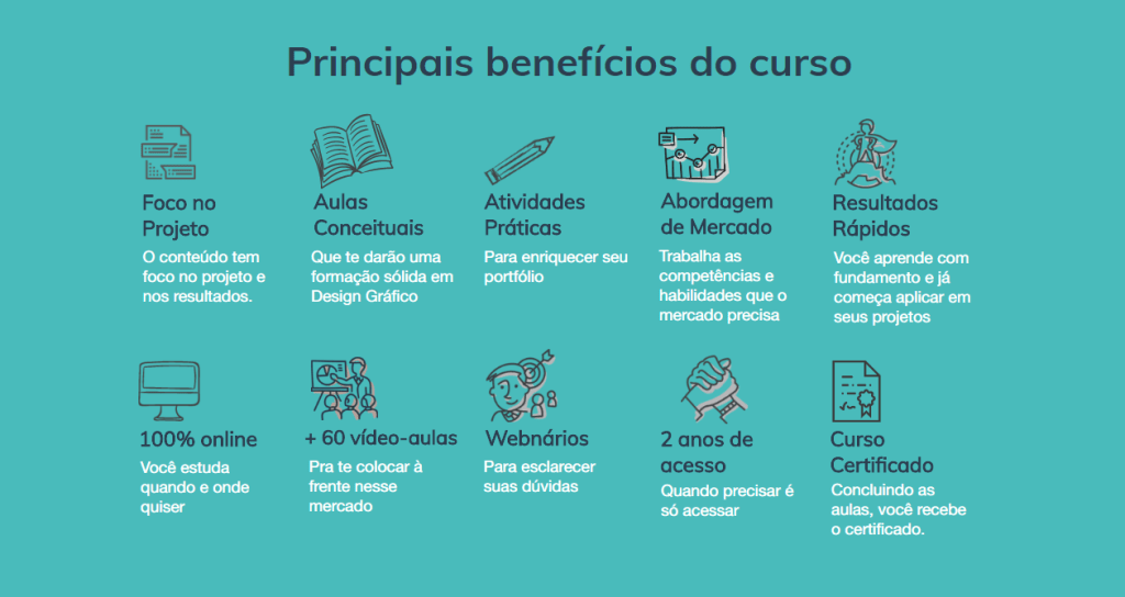 principais beneficios