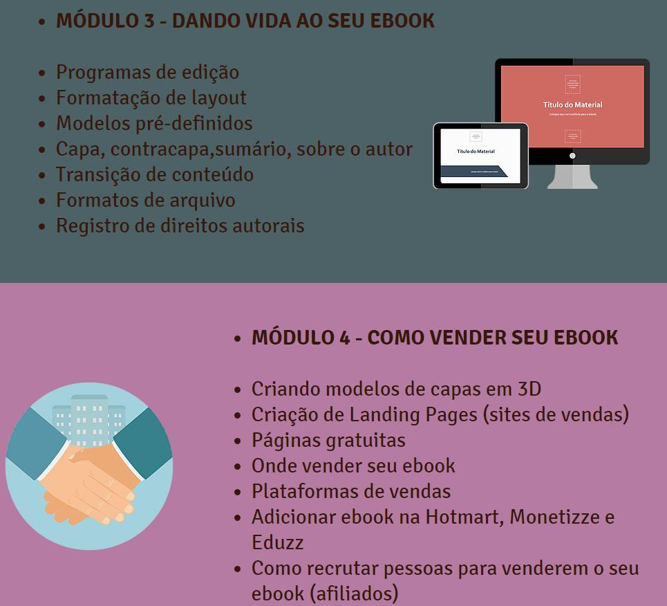 ebook vendas criação