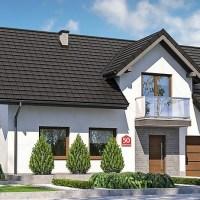 Casa cu mansarda de 150 mp cu garaj, 4 dormitoare si doua bai + un living fabulos