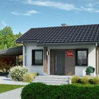 Cea mai mica casa perfect functionala. Costa 15 mii euro. Proiectul aici!