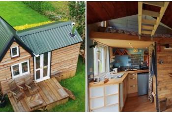 Casa lui Tom, o casuta minunata care a costat doar 7000 euro