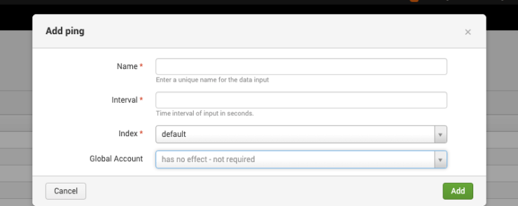 enter the input details
