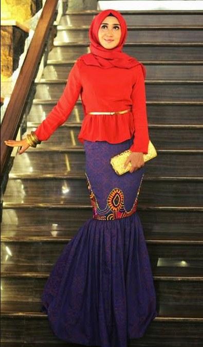 Baju-Gamis-Modern-Dian-Pelangi