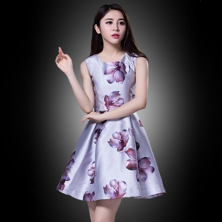 dress-pendek-satin