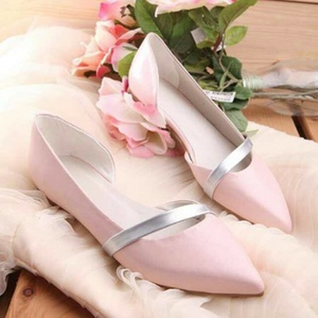 flat shoes pinky