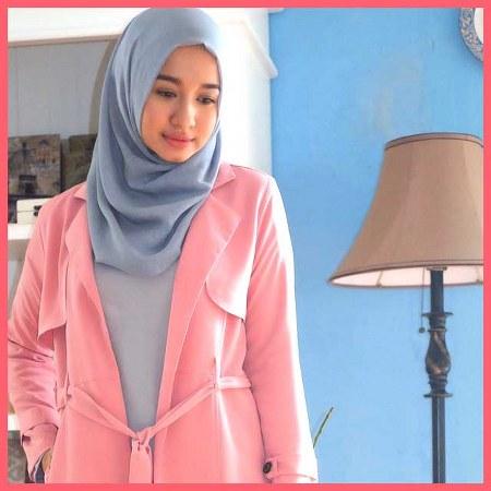 Tips Memadukan Warna Baju Dengan Kerudung Ide Model Busana