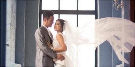 Gaun Cantik Pernikahan Putri Titian