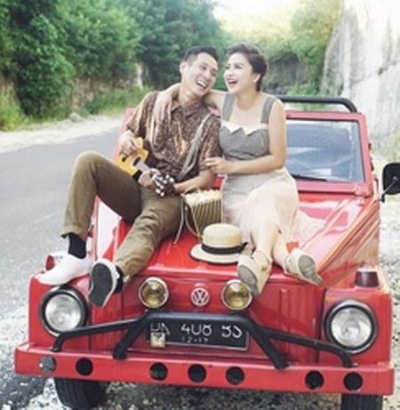 Foto Prewedding Putri Titian dan Junior Liem (8)