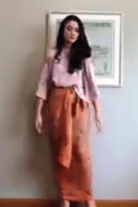 Trik #4 : Maxi-Skirt