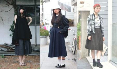 street fashion jepang gaya formal