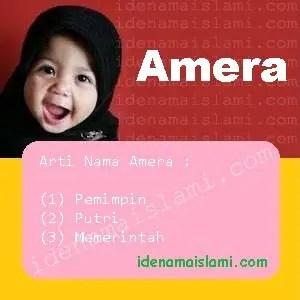 arti nama Amera