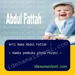 arti nama Abdul Fattah
