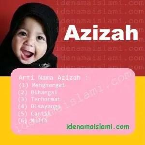 arti nama Azizah