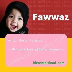 arti nama Fawwaz