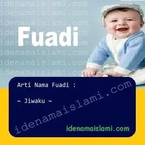 arti nama Fuadi