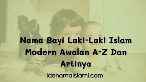 Nama Bayi Laki Laki Dan Perempuan Islam Dalam Al Quran Dan ...